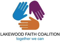 Lakewood Faith Coalition, together we can logo