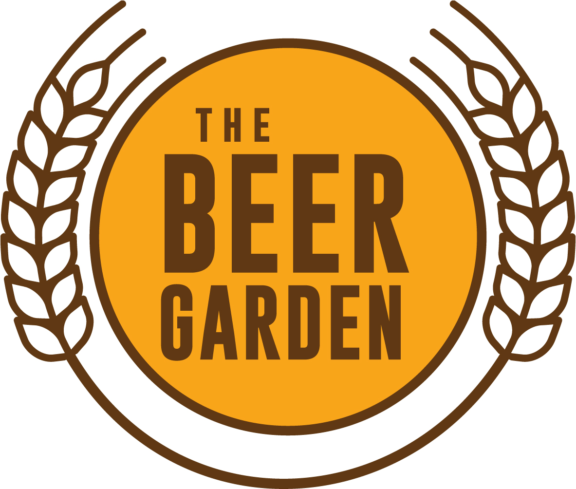 The Beer Garden logo.