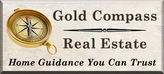 Gold Compass Real Estate logo 2020