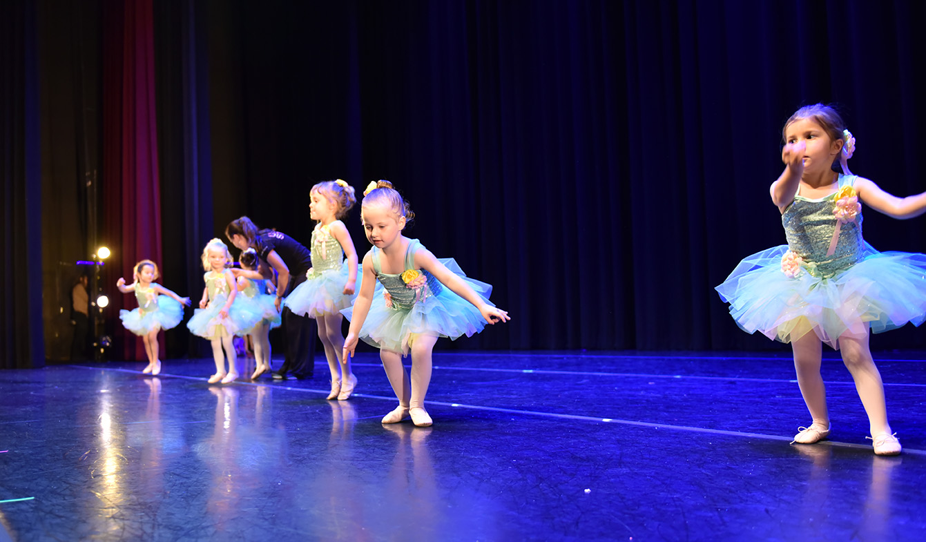 Youth ballet concert