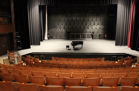 Lakewood Cultural Center theater