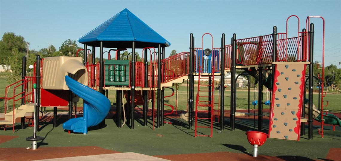 Gary R. McConnell Park playground