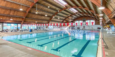 Carmody indoor pool.