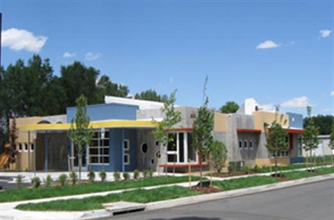 The CDBG Head Start facility in Lakewood.