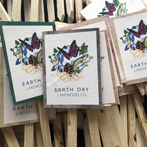 Earth Day Yard Sign