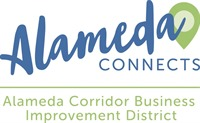 Alameda Connects logo.