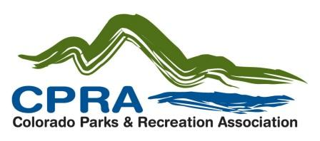 Colorado Parks and Recreation Association logo.