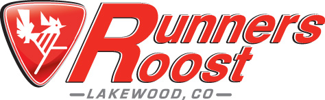 Runners Roost in Lakewood, CO logo.
